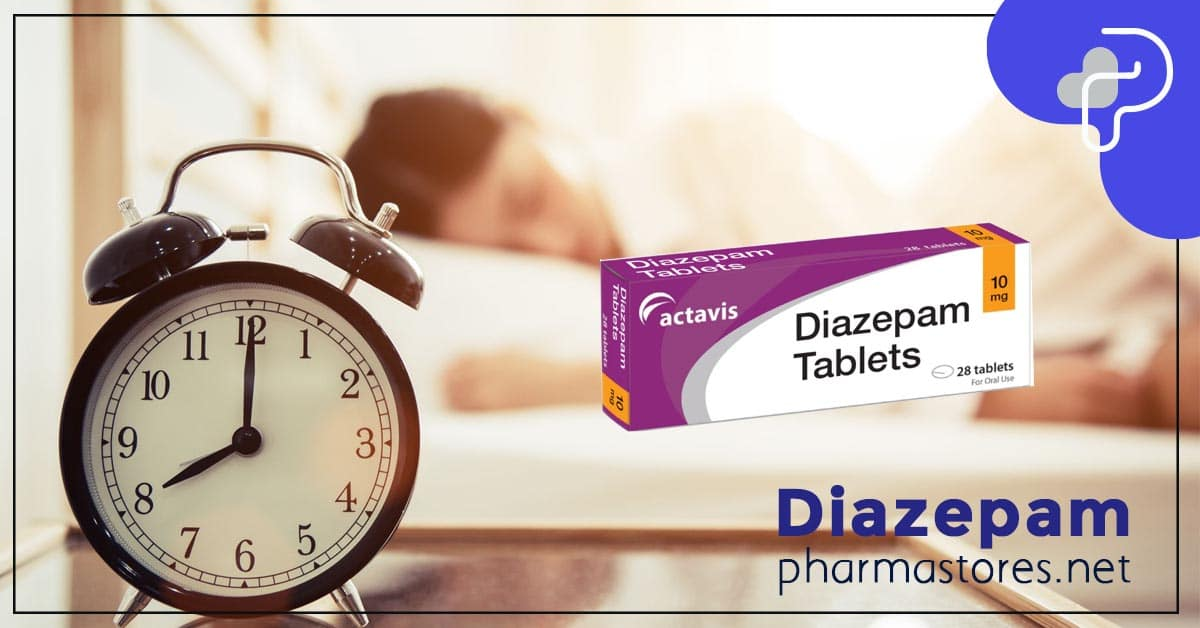 Diazepam 10 mg for sleep