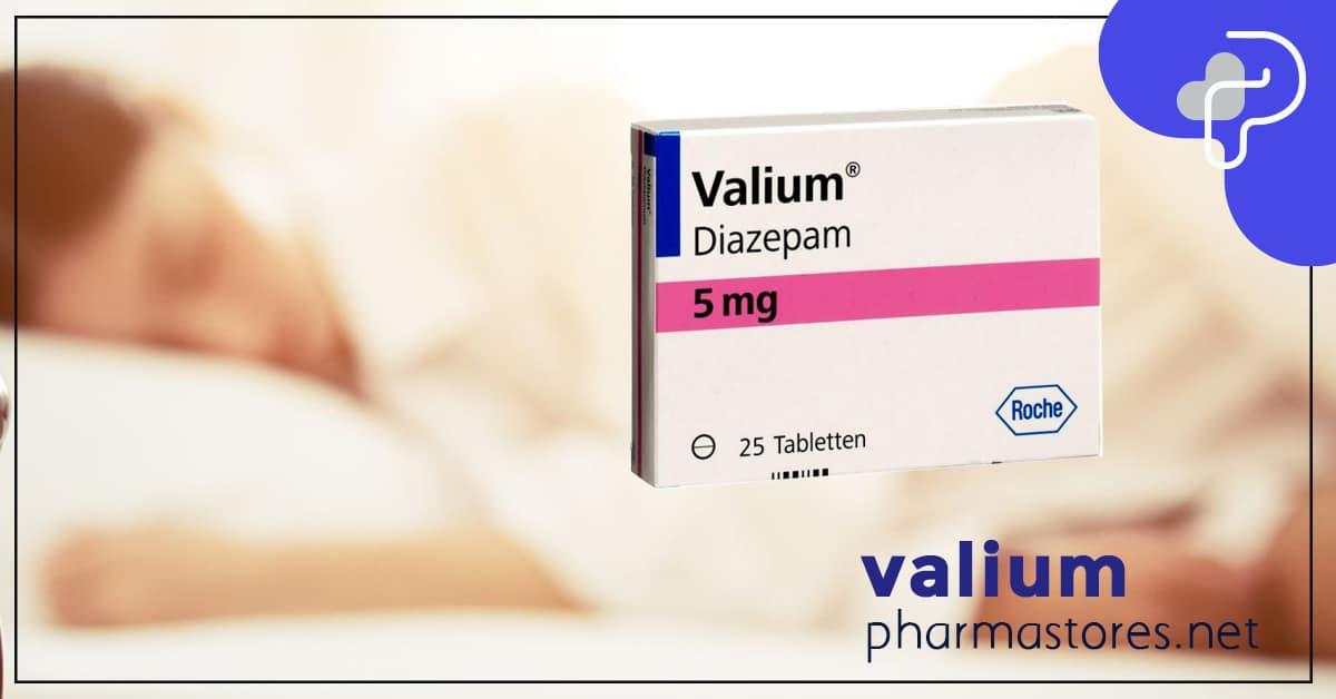 Valium UK