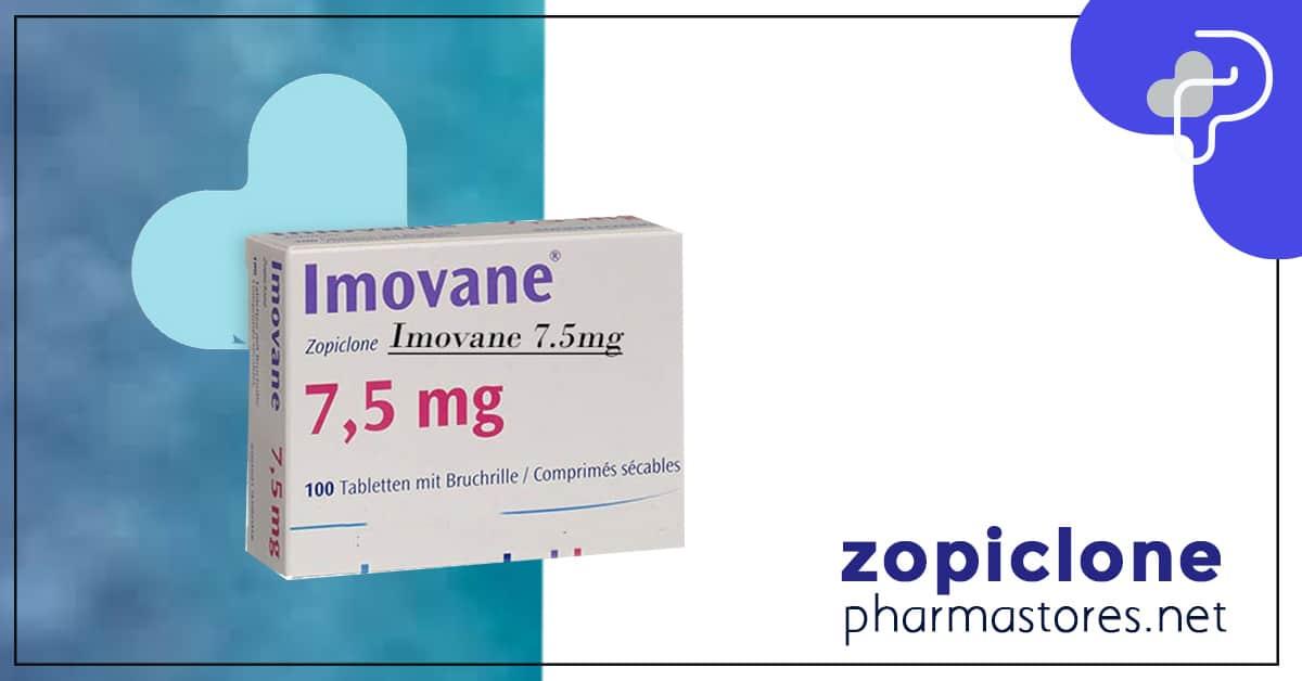 Sleeping pills UK zopiclone