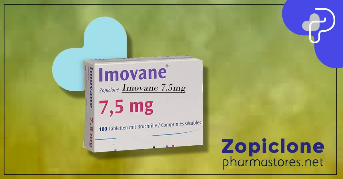 Safe place to buy Zopiclone